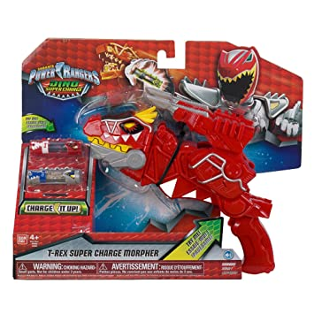 POWER RANGERS DINO DE CARGA PWD00000: Amazon.es: Juguetes y ...
