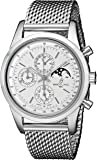 Breitling Men's 43mm Steel Bracelet & Case Automatic Silver-Tone Dial Chronograph Watch A1931012-G750