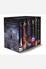 The Lunar Chronicles Boxed Set: Cinder, Scarlet, Cress, Fairest, Stars Above, Winter Paperback