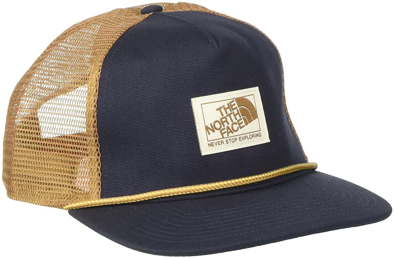 THE NORTH FACE Muddier Trucker Gorra, Mujer, Negro, Talla única T93FFEZLY. OS