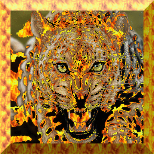Life of Leopard (Icon Sim Card)