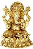 "Aone India Brass Lord Ganesha 6"" | Home Decor"