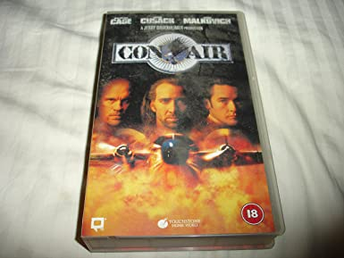 Con Air [Alemania] [VHS]