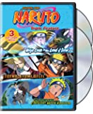 Naruto Movies Triple Feature