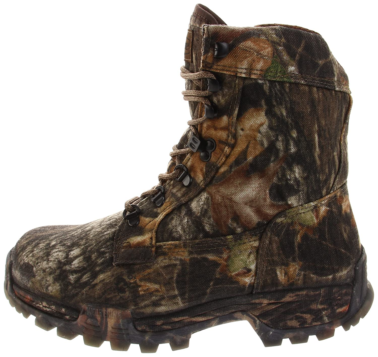 1a50d83ce1d Amazon.com | Wolverine Men's King Caribou III 8-Inch Hunting Boot ...