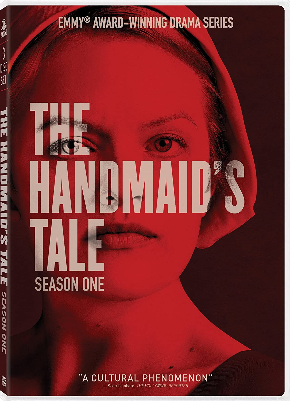 The Handmaids Tale Season 1 Elisabeth Moss Yvonne Strahovski Joseph Fiennes Fox