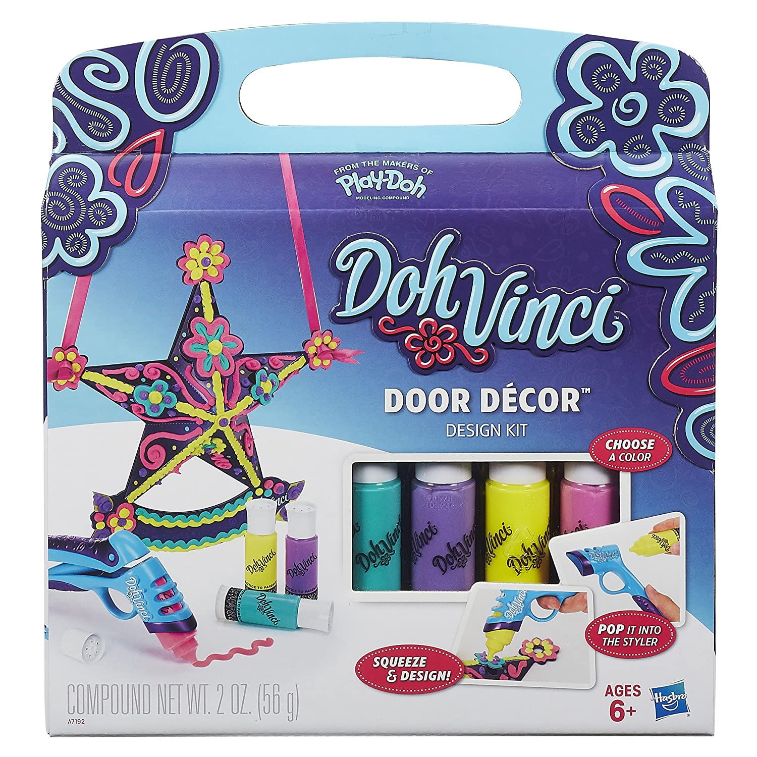 DohVinci kits for creativity: review, selection and reviews 69