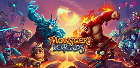 Monster Legends free generator without human verification
