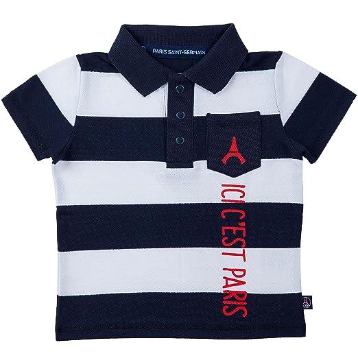 Paris Saint Germain - bebé niño Polo oficial Paris Saint Germain ...