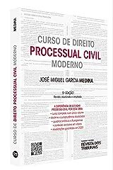 Curso De Direito Processual Civil Moderno Capa comum