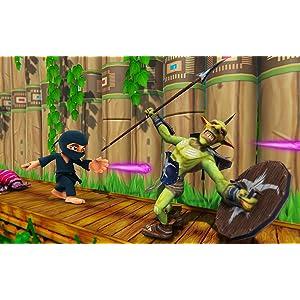 Stickman Ninja Kid Jungle Warrior:Subway Surf 2K19: Amazon ...