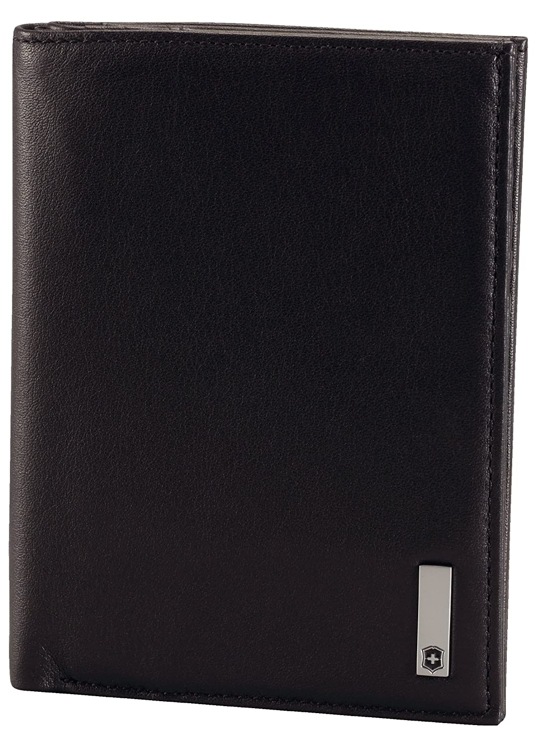 Victorinox Mens Altius 3.0 Grenoble Leather Vertical Bi-Fold Wallet