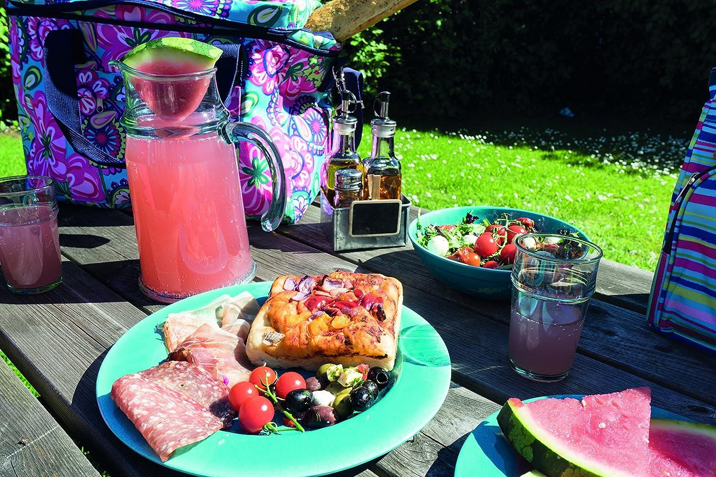 Kitchencraft We Love Verano salero y pimentero/para Salsas y condimentos - metálico, Juego de 6: Amazon.es: Hogar