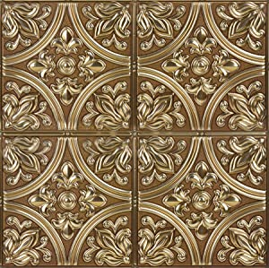 In Home NH2987 Chelsea Bronze Peel & Stick Decal,4