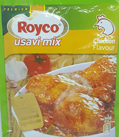 royco usavi mix chicken soup 75g made in zimbabwe pack of 2