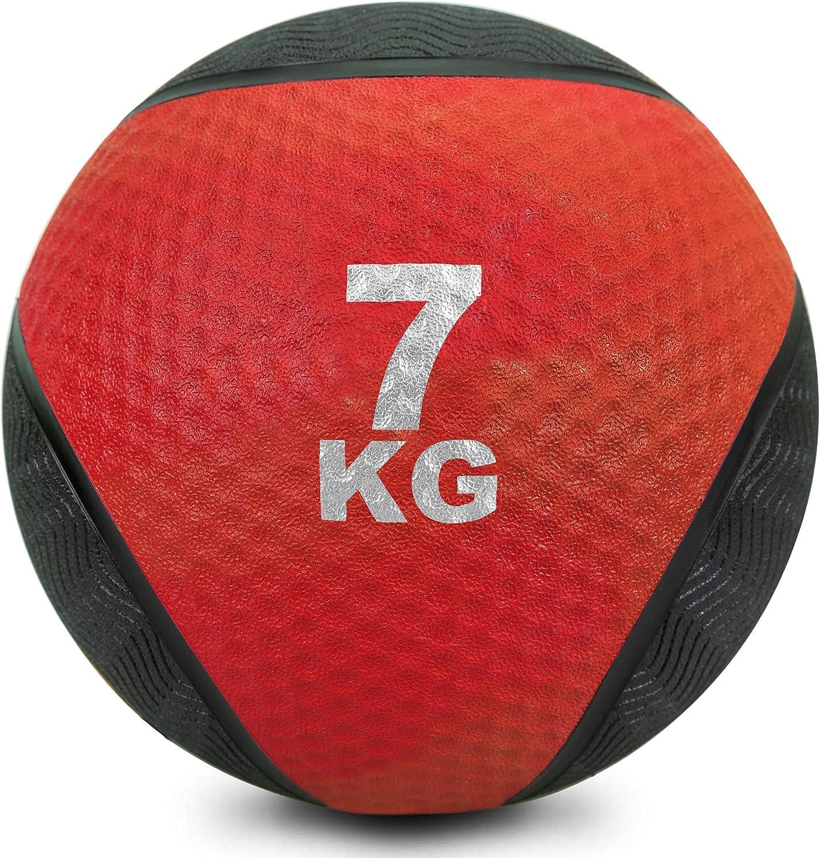 C.P. Sports Balón medicinal de goma: Amazon.es: Deportes y aire libre