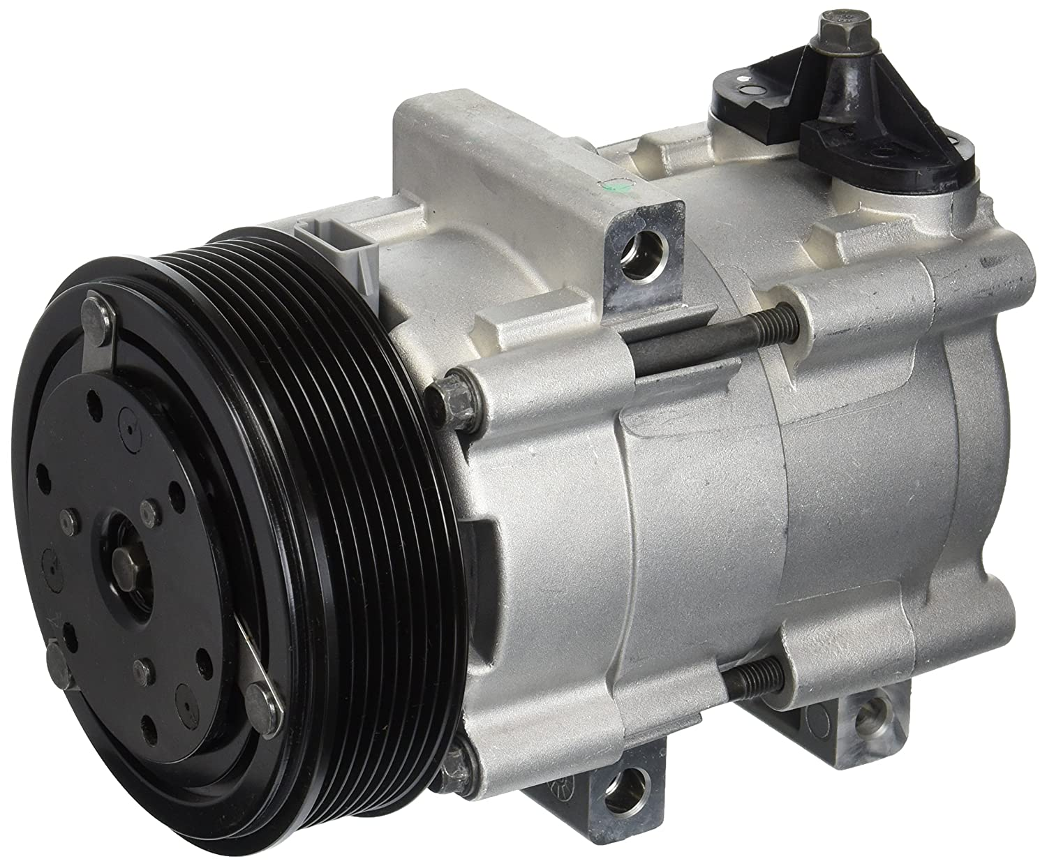 Denso 471-8121 New Compressor with Clutch 4718121DSE