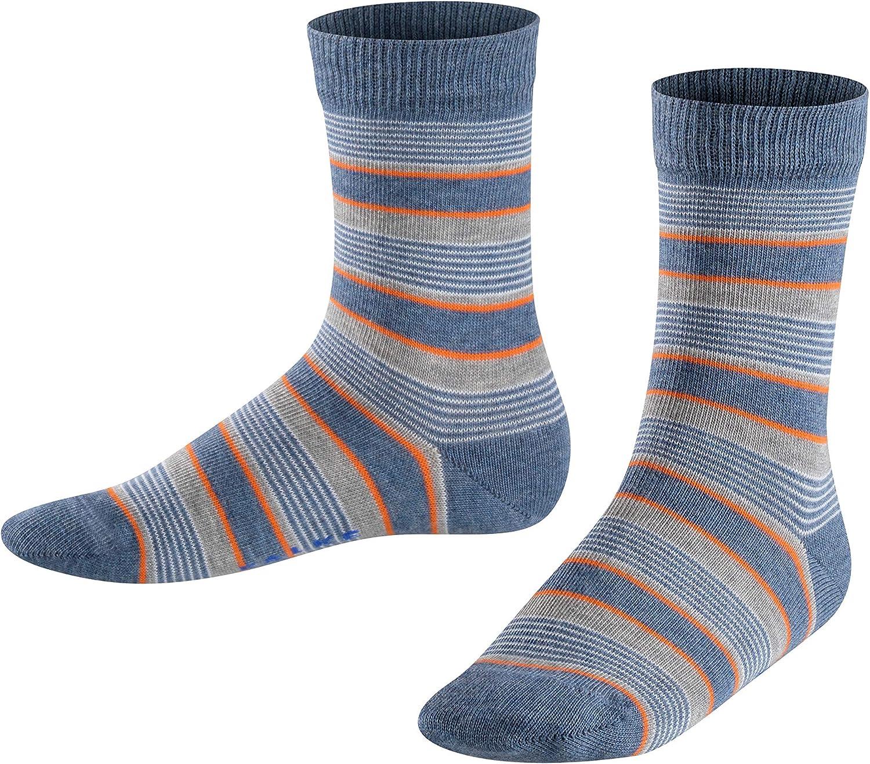 FALKE Kinder Mixedstripe Socken Unisex