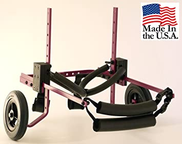 Amazon.com: Perro silla de ruedas – para tamaño pequeño a ...