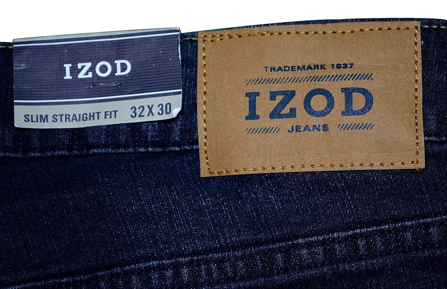 Amazon.com: IZOD Mens Comfort Stretch Slim Straight Fit ...