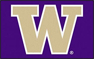 product image for FANMATS NCAA University of Washington Huskies Nylon Face Ultimat Rug