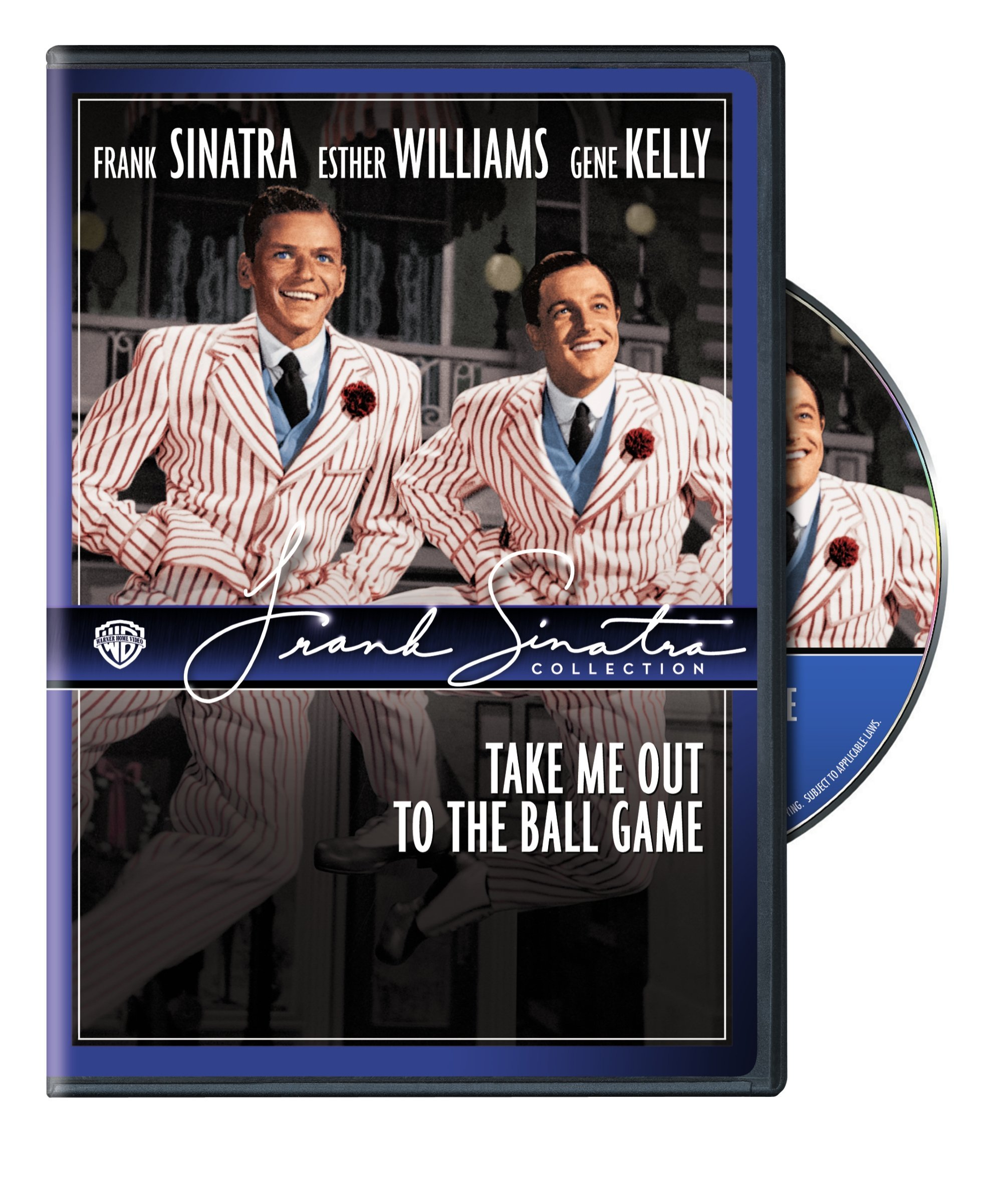 DVD : Take Me Out To The Ball Game [Standard] (, Amaray Case, Standard Screen)
