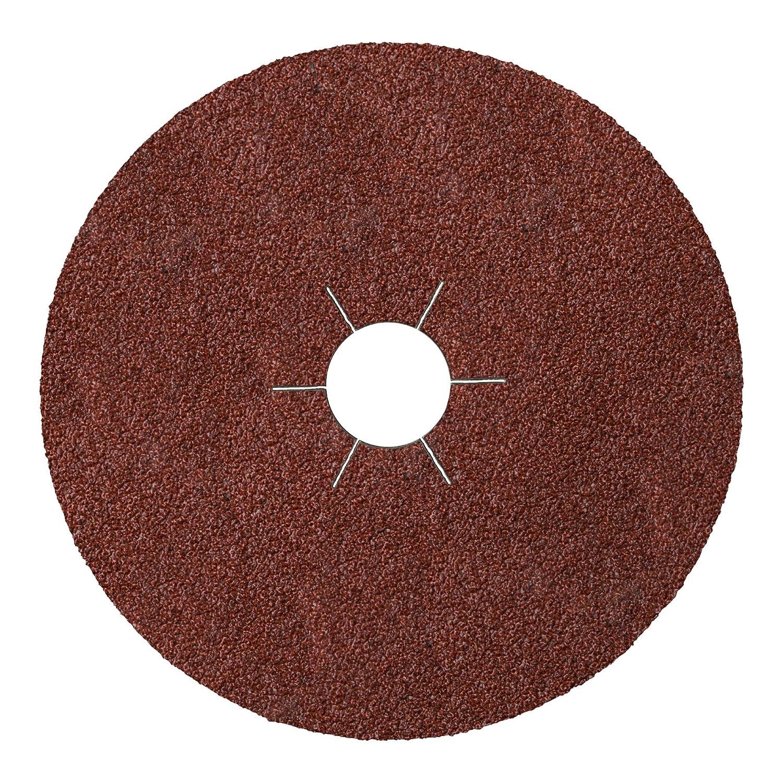 grain 120 /Disque fibre FS 764/de pon/çage 115/x 22/mm Lot de 25 316475 Klingspor/