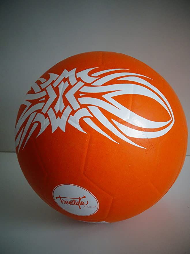 Freestyle energytriball - Balón de fútbol y Baloncesto: Amazon.es ...