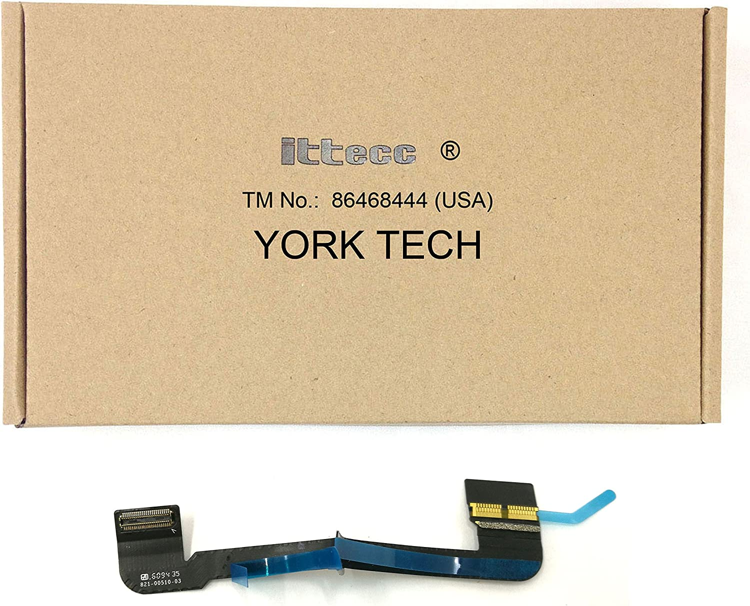 "LCD Screen Flex Cable 821-00318-A 821-00318-01 821-00510-A For Macbook 12/"" A1534"