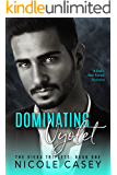 Dominating Vyolet: A Dad's Best Friend Romance (The Viera Triplets Book 1)
