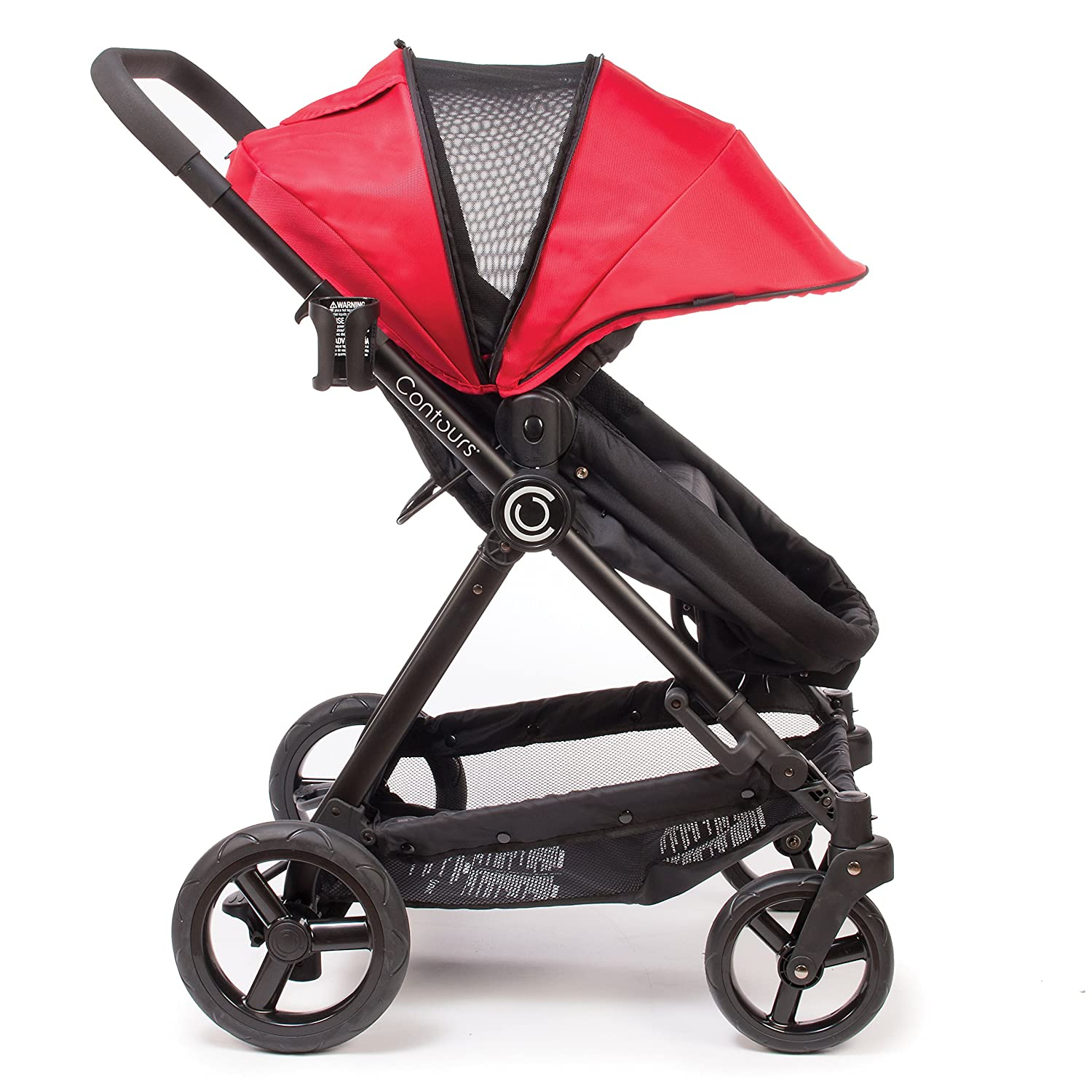 Contours Bliss 4-in-1 Convertible Stroller System
