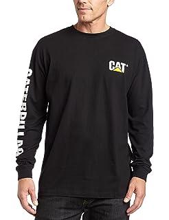 a625fdc771868 Amazon.com: Caterpillar Men's Trademark T-Shirt: Clothing