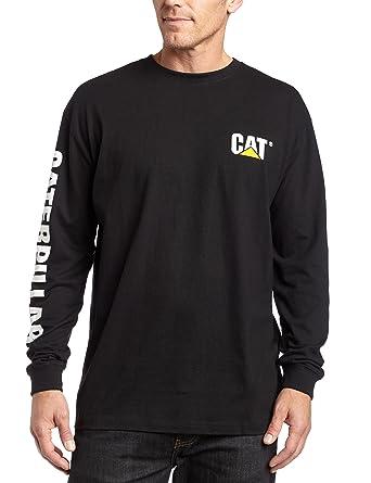 555a5a6c022c21 Caterpillar Herren T-Shirt  Amazon.de  Auto