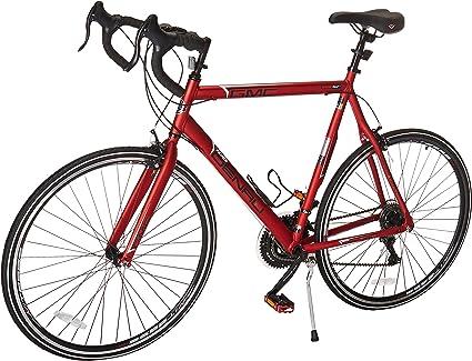 Gmc Denali Road Bike 700c Red Large 63 5cm Frame Amazon Ca