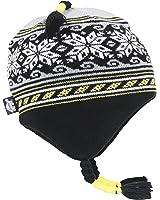 Turtle Fur Kids Boys Snow Day, Fleece Lined Earflap Beanie Hat
