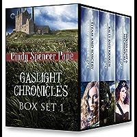 Gaslight Chronicles Box Set 1: An Anthology (The Gaslight Chronicles) (English Edition)