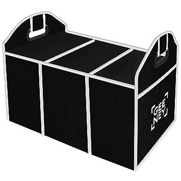 Bolsa Organizadora para Maletero del Coche, Geeney Bolsa Para Maletero Grande, Caja Plegable Para Coche, Bolsa de Almacenamiento, Plegable Impermeable ...