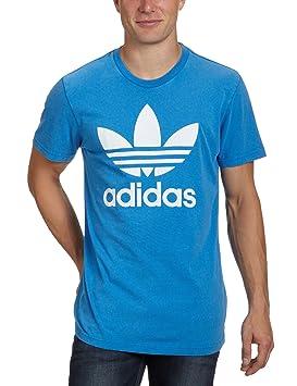 Adidas - Chaqueta para hombre, tamaño S, color azulejo
