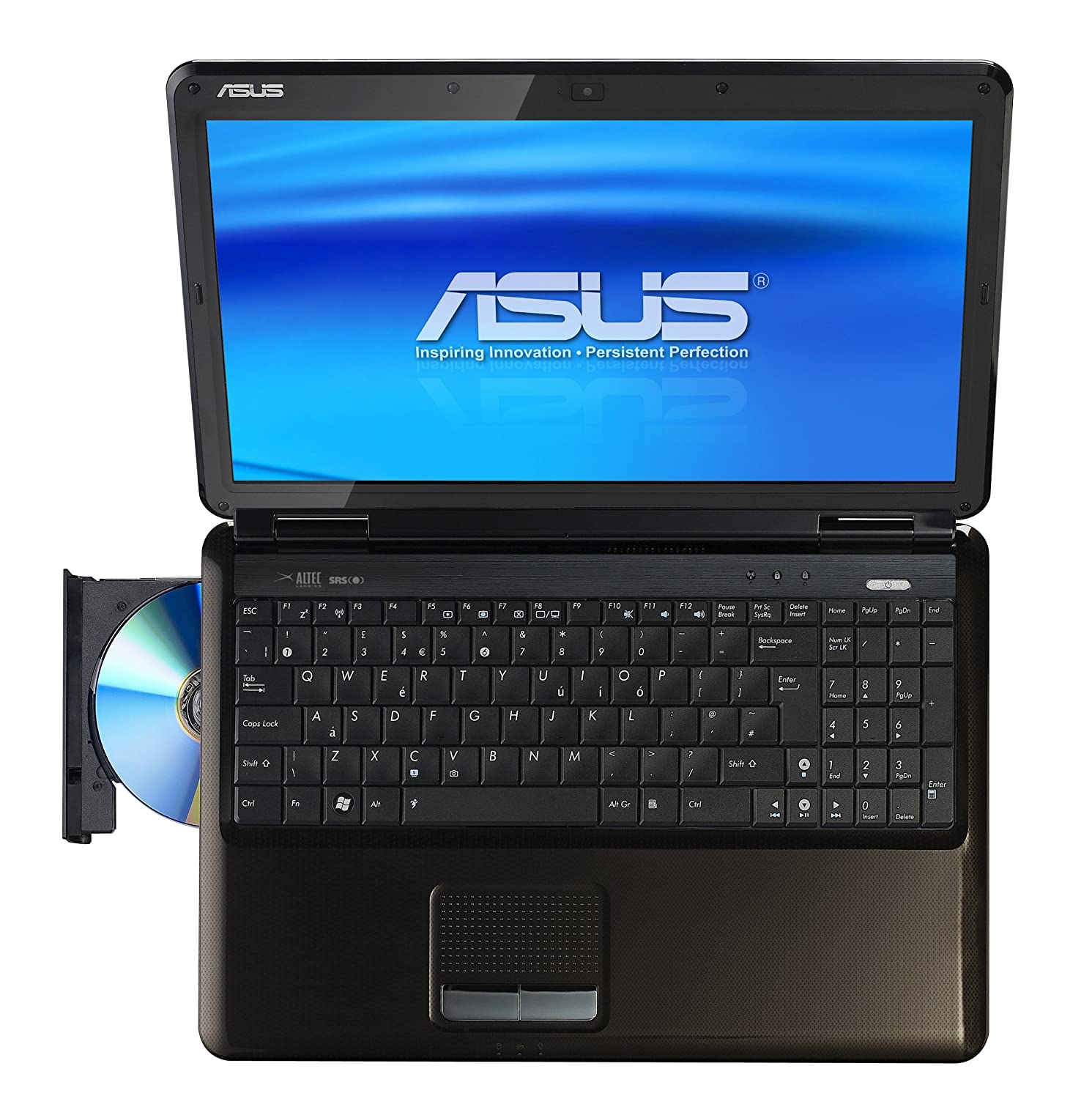 4290238d510 Amazon.com: Asus K50IJ-C1 15.6 Inch Laptop - Black: Computers & Accessories