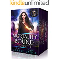 Mortality Bound - The Complete Boxed Set (Books