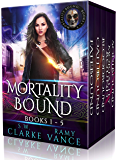Mortality Bound - The Complete Boxed Set (Books 1-5): An Urban Fantasy Epic Adventure (English Edition)