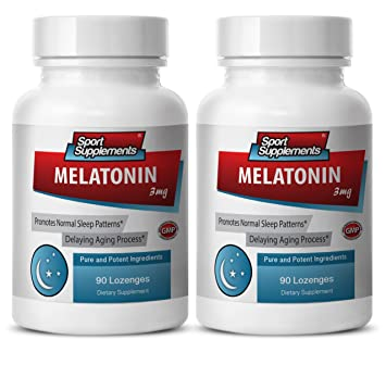 Image Unavailable. Image not available for. Color: Melatonin 3mg sublingual ...