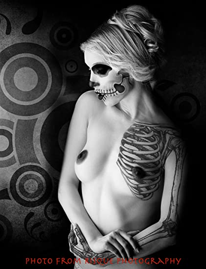 day of the dead girl nude