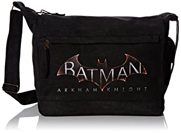 426e13996fc ... ABYstyle ABYBAG102 Batman Arkham Knight Messenger Bag, 48 cm, 25  Liters, Multicolor best ...