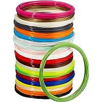 AmazonBasics PLA 3D Printer Filament, 1,75mm, 22 verschillende kleuren, 1,25 kg