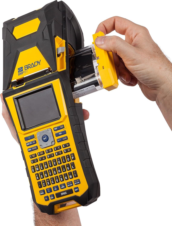 Amazon.com: Brady BMP61 Portable Handheld Label Printer (BMP61-W) - Wi-Fi Capable: Industrial & Scientific