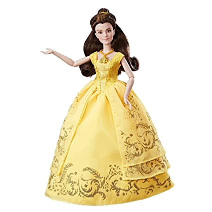 4092dee0d12 Amazon.com  Disney Beauty and the Beast Enchanting Ball Gown Belle  Toys    Games