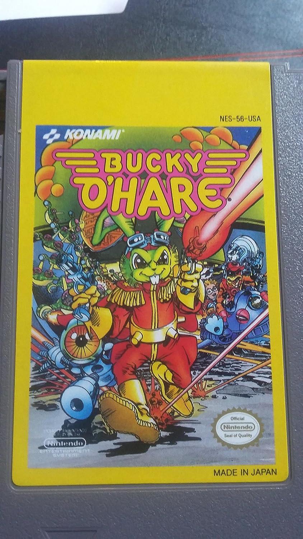 Amazon.com: Bucky OHare - Nintendo NES: Video Games