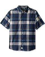 Woolrich Men's Tall Size Pepper Creek Shirt Long