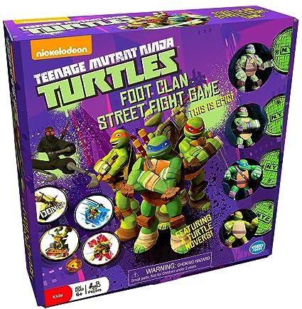 Amazon.com: Teenage Mutant Ninja Turtles (TMNT) Street Fight ...